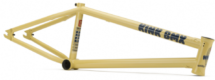 Kink Williams Frame - Gloss Colorado Yellow 21""